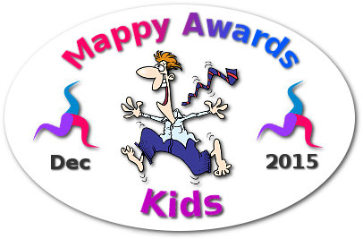 Mappy Awards December 2015 'KIDS' Winner by Nic Andela
