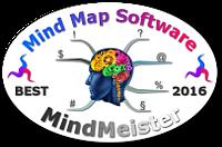 World's Best Mind Mapping Software 2016 Challenge - MindMeister mini badge