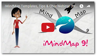 mind mapping webinars iMindMap Templates, Tips & Chat Webinar